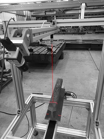 barni laser triangulation