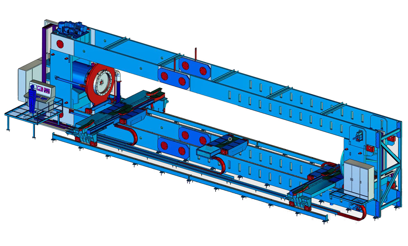 Area tubi - hidrostatic pipe